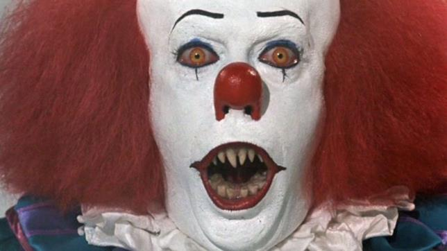 Pennywise, nel film IT
