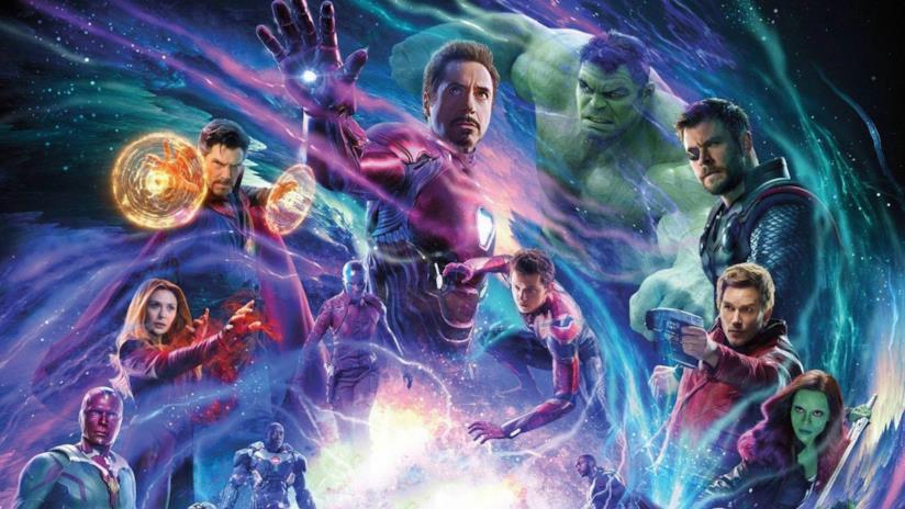 Avengers personaggi del film