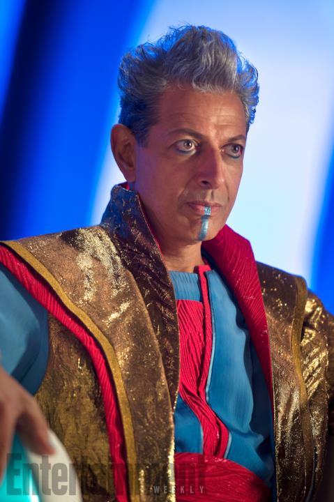 Jeff Goldblum nei panni del Gran Maestro in Thor: Ragnarok