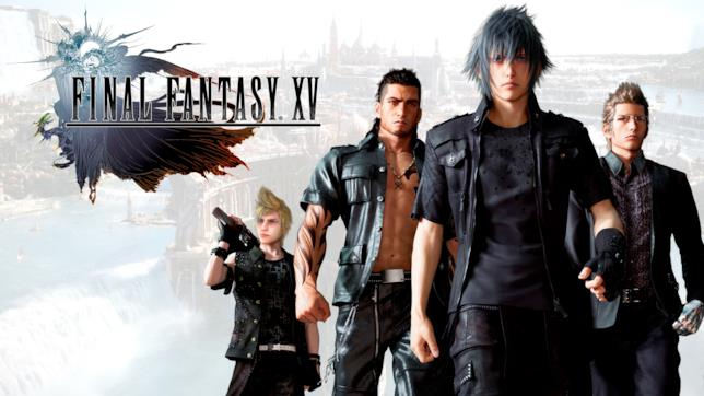 Final Fantasy XV in uscita il 30 settembre 2016