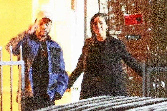 Selena Gomez e The Weeknd avvistati fuori da un ristorante