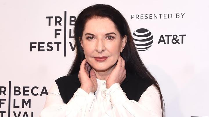 Marina Abramovic al Tribeca Film Festival