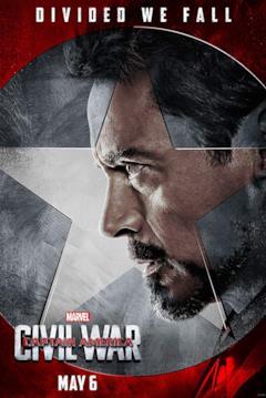 Iron Man in un poster a lui dedicato