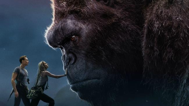 I protagonisti di Kong: Skull Island