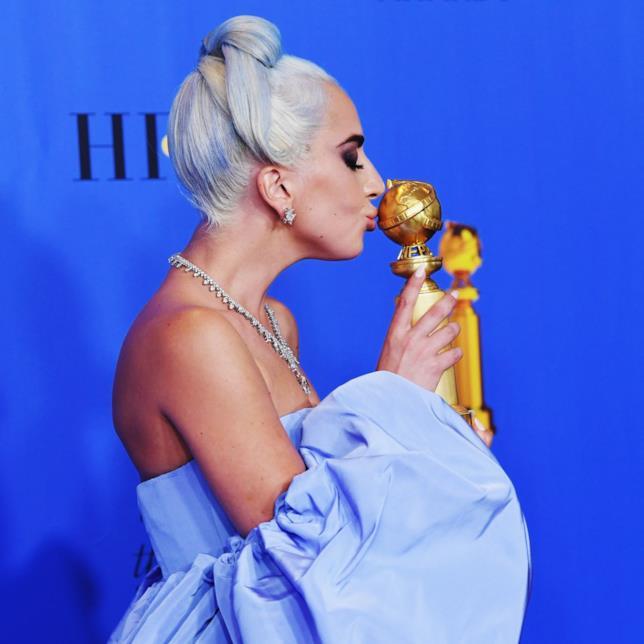 Lady Gaga e il Golden Globe