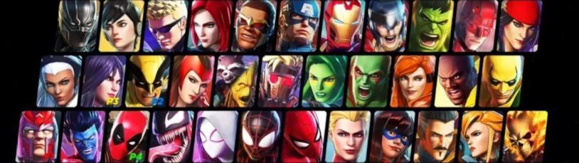 Gli eroi giocabili di Marvel La Grande Alleanza 3