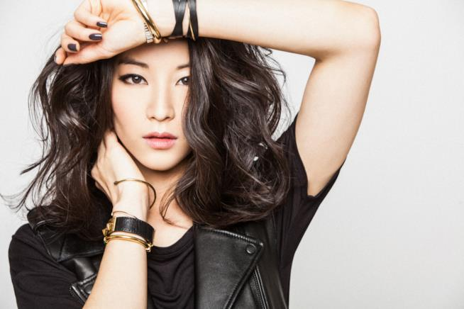 Arden Cho in posa