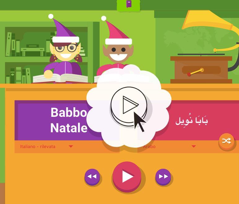 Traduzioni natalizie con Google