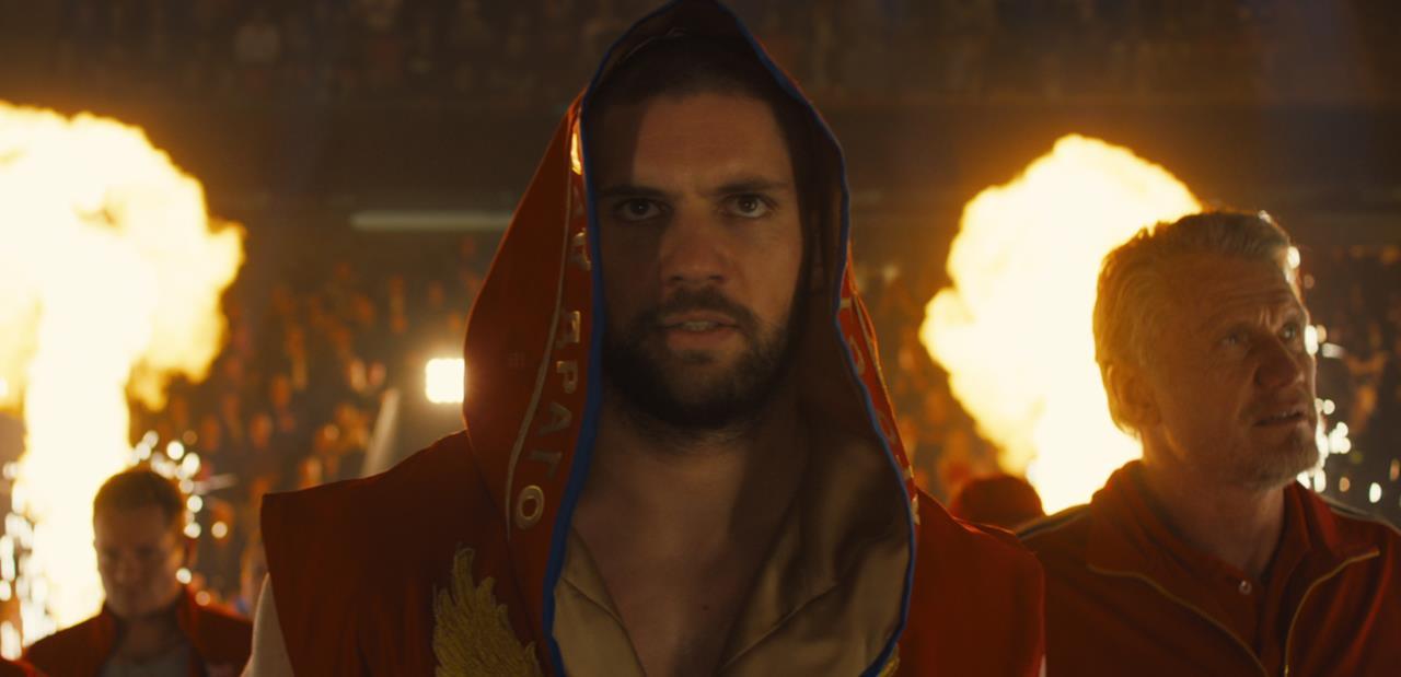 Viktor Drago in Creed II