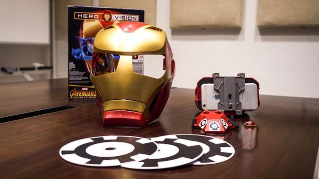 Hasbro e Marvel portano i supereroi nella vita reale