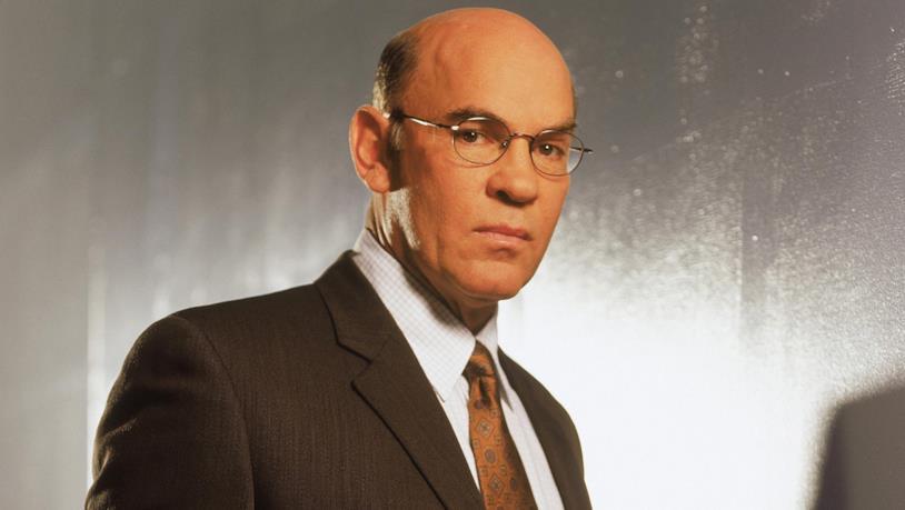 X-Files, Skinner