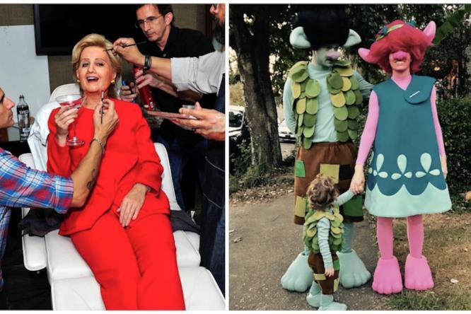 Alcuni dei più bei travestimenti di Halloween 2016 esibiti dalle celebrity