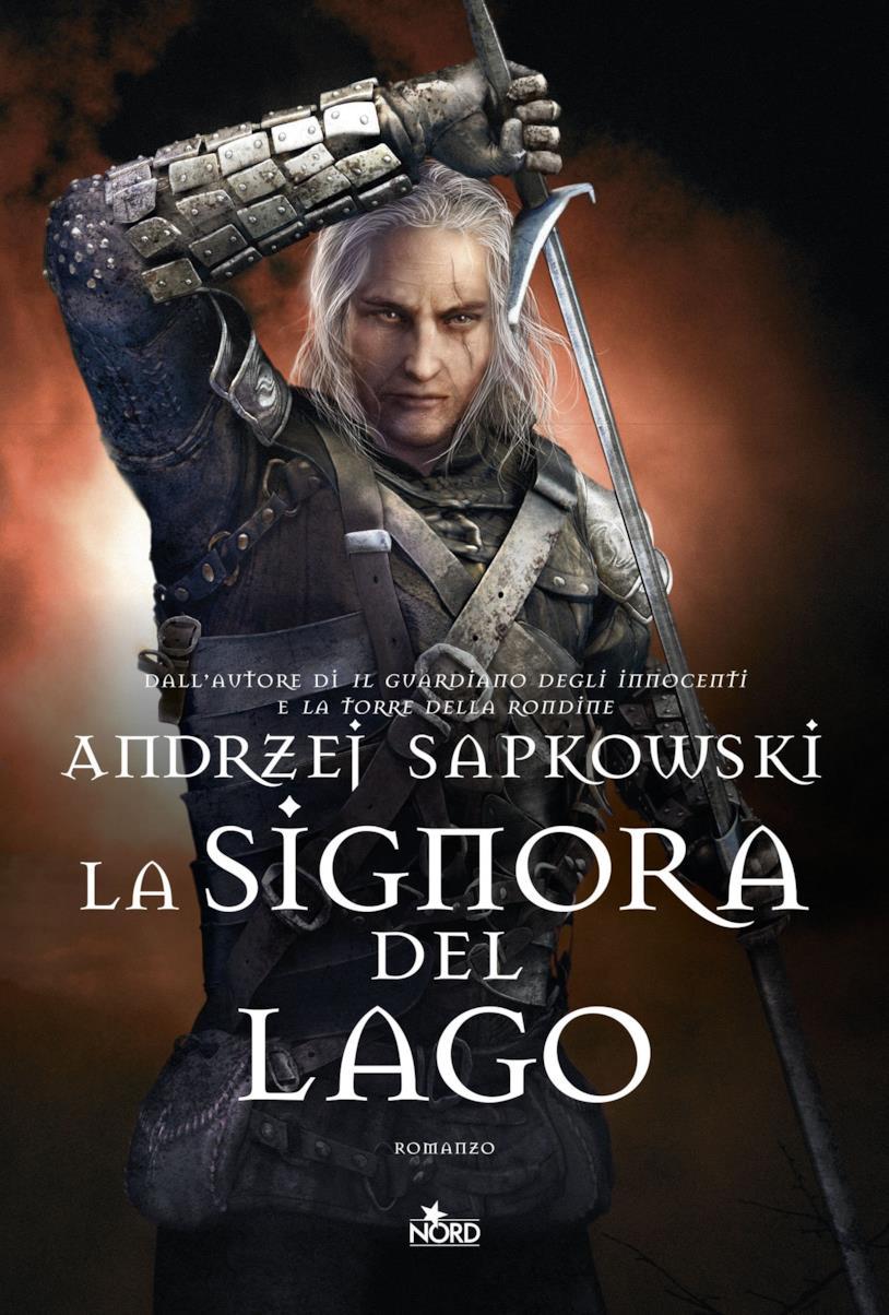 La Signora del Lago, cover della prima edizione di Nord