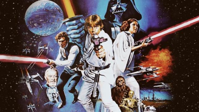 Star Wars, l'episodio Una Nuova Speranza