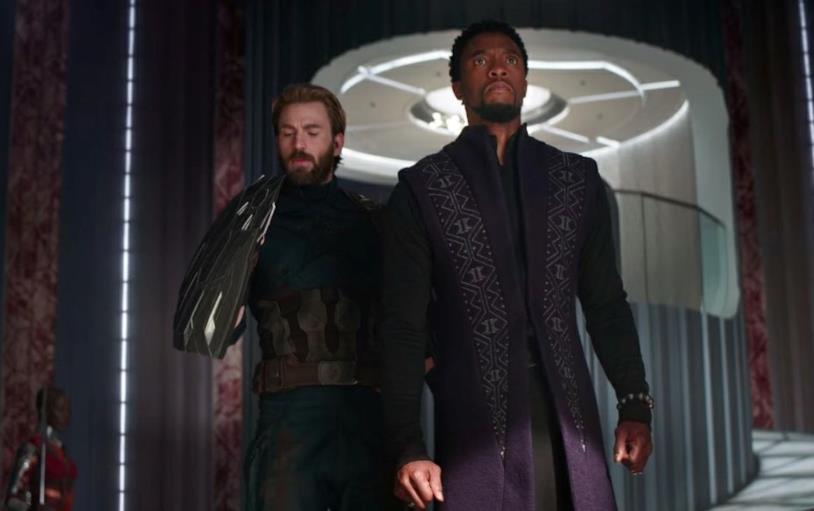 T'Challa è visibilmente preoccupato nello spot di Avengers: Infinity War