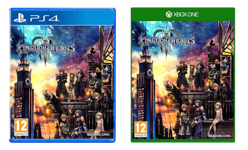 Il primo DLC storia di Kingdom Hearts 3 è Re: Mind
