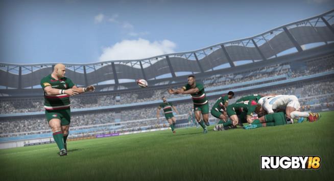 Rugby 18 uscirà ad ottobre