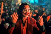Joaquin Phoenix in una scena del film Joker