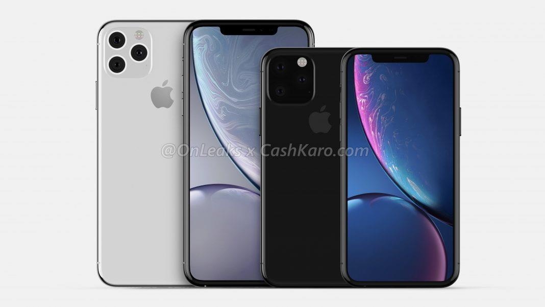 Render di iPhone XI e XI Max - 3