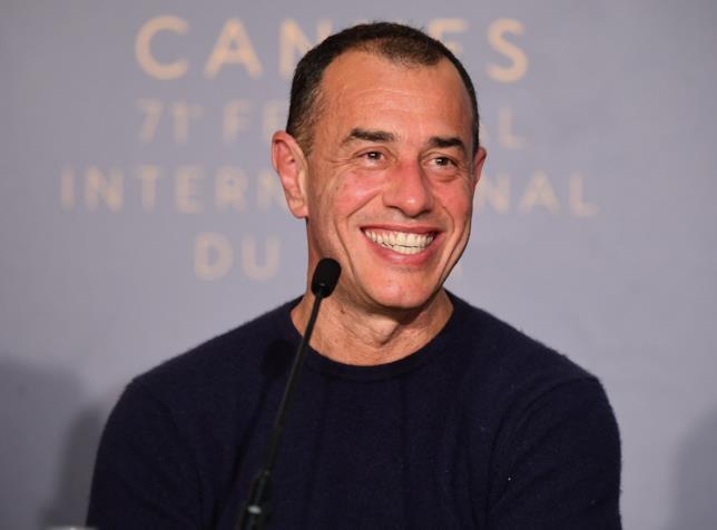 Matteo Garrone al Festival di Cannes