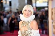Lady Gaga alla premiere di A Star is Born