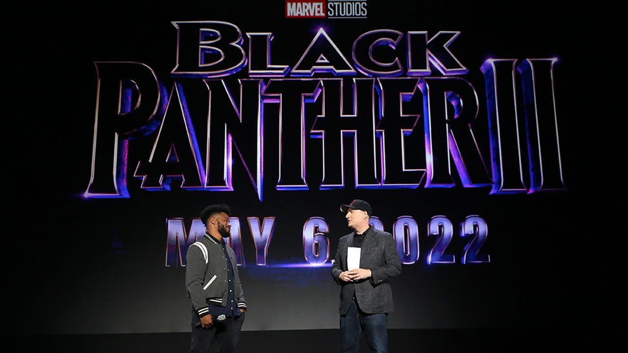 D23 Expo: le novità su Black Panther 2, The Eternals e i prossimi ...