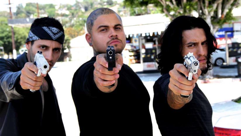 Gli attori di Khali the Killer