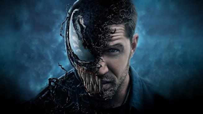 Un'immagine promozionale di Venom