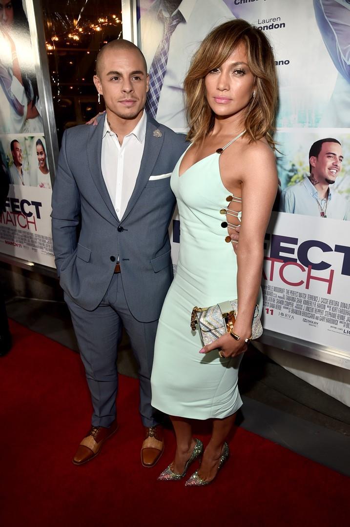 Immagine di coppia di Jennifer Lopez e Casper Smart
