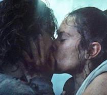 Il bacio tra Kylo Ren/Ben Solo e Rey