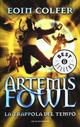 Il sesto romanzo di Artemis Fowl