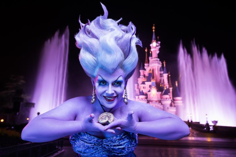 La perfida strega del mare Ursula