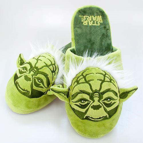 Pantofole Star Wars raffiguranti Yoda