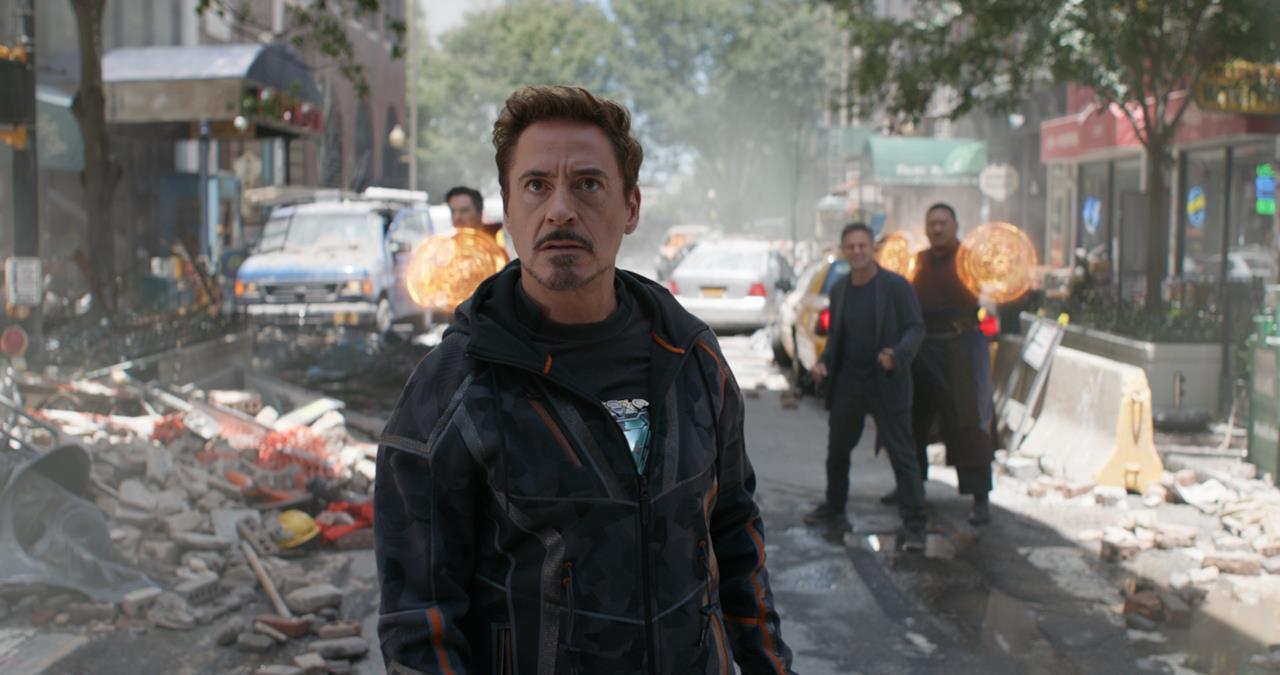 Tony Stark si rende conto di una nuova minaccia
