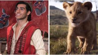 Aladdin + Simba