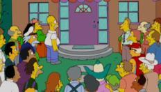 Casa alla larga da Homer