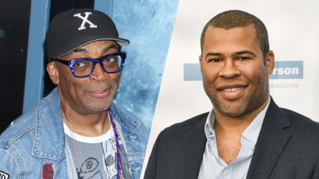 Spike Lee e Jordan Peele