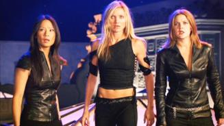 Le Charlie's Angels Cameron Diaz, Drew Barrymore e Lucy Liu
