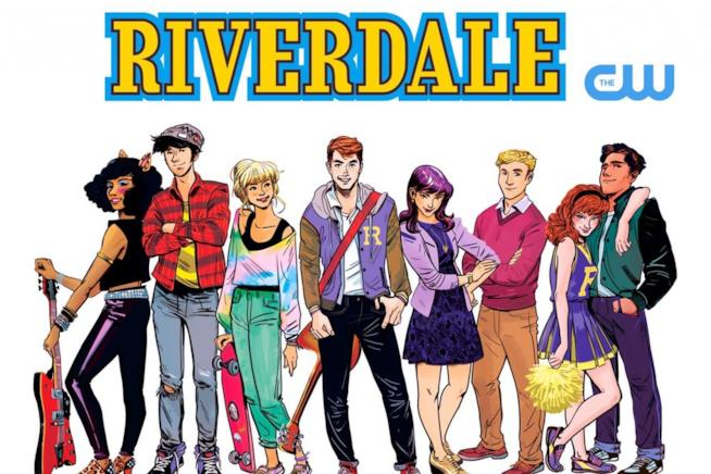 Personaggi del fumetto Riverdale