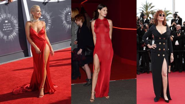 I look di Rita Ora, Bianca Balti e Susan Sarandon