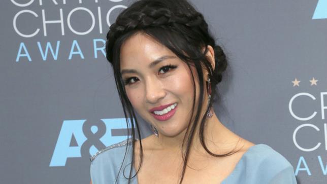 L'attrice Constance Wu