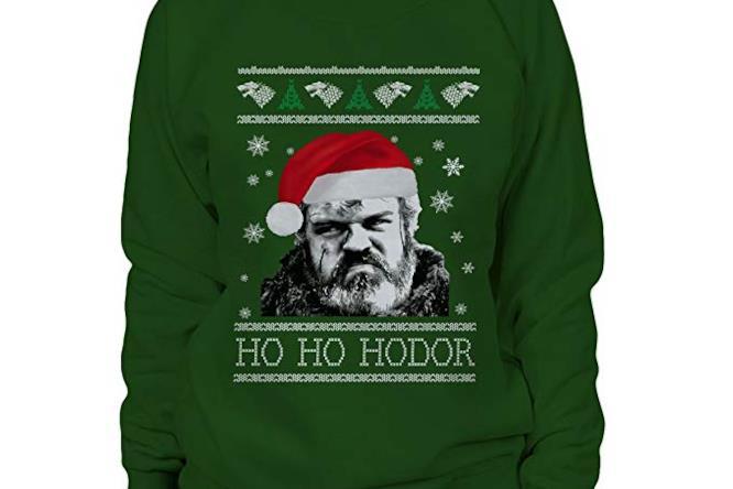 Maglione natalizio con Hodor