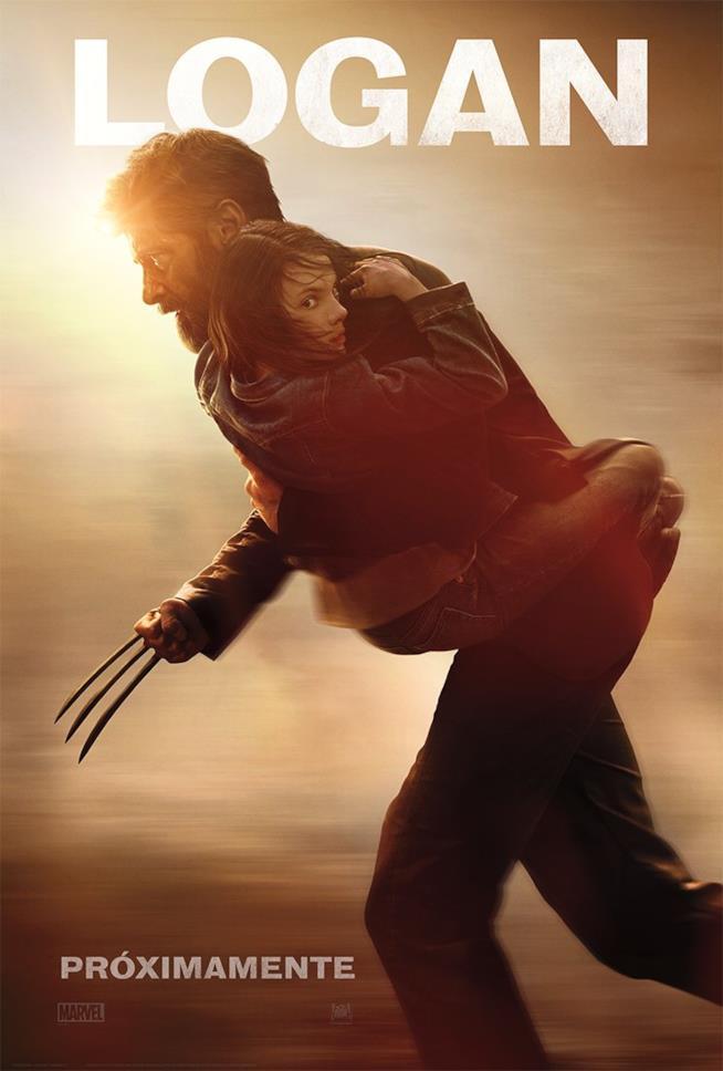 Logan e X-23 fuggono insieme nel nuovo poster del cinecomic