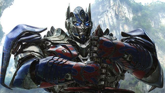 scena del film Transformers: L'Ultimo Cavaliere