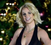Primo piano di Britney Spears