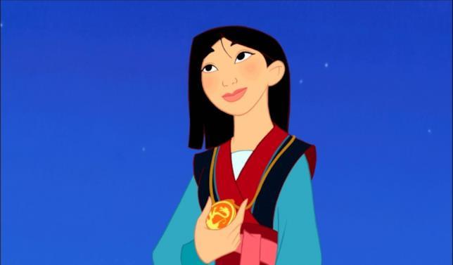 Mulan e la medaglia d'onore