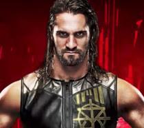 Seth Rollins è l'atleta di copertina di WWE 2K18