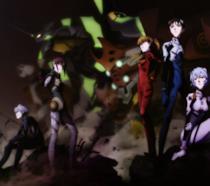 Rebuild of Evangelion protagonisti