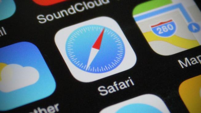 Applicazione Safari iPhone