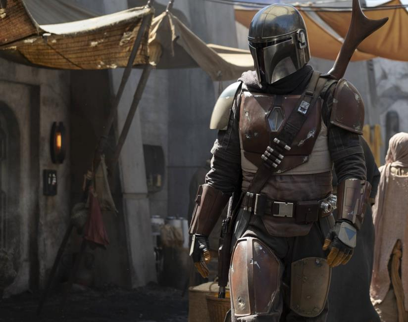 Prima immagine di The Mandalorian